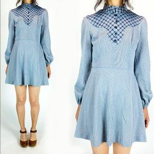 Mod Vintage Dress